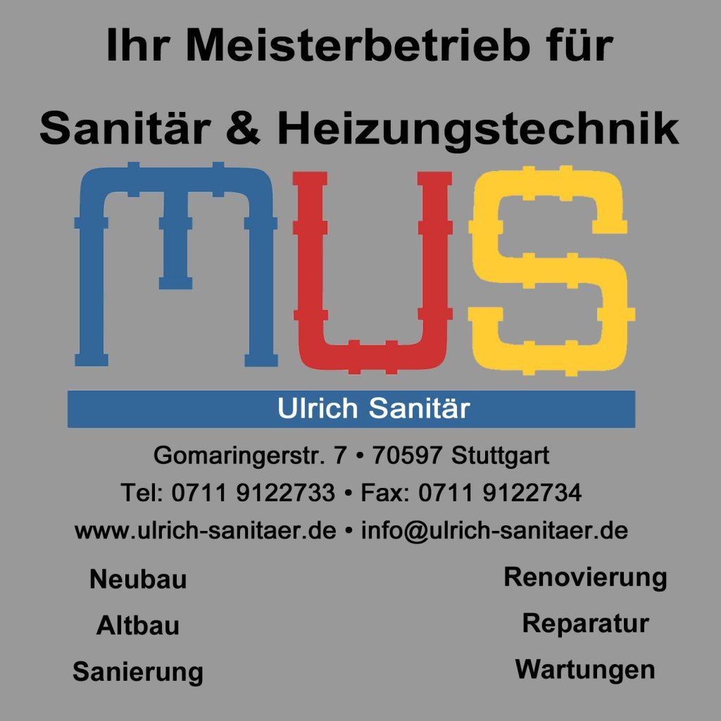 Sanitär und Heizungstechnik Stuttgart
