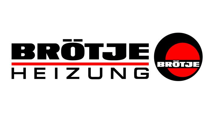 Logo Brötje Heizung, auf der Seite Ulrich Sanitär