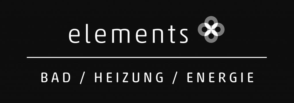 Logo elements Bad / Heizung / Energie auf der Seite Ulrich Sanitär